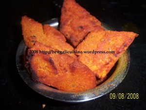 Deep Fried Dhoka