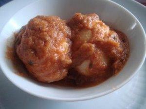 Malabar Egg Thokku