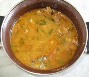 Mutton Kulambu